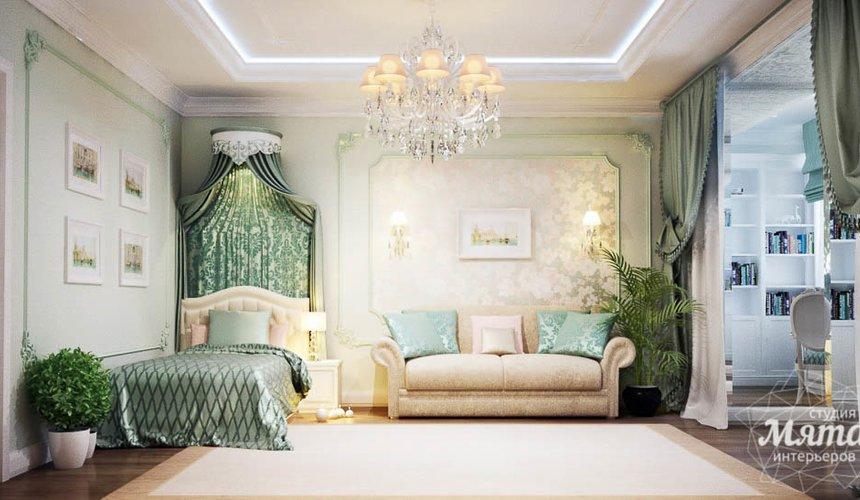 Дизайн интерьера четырехкомнатной квартиры по ул. Куйбышева 98 10