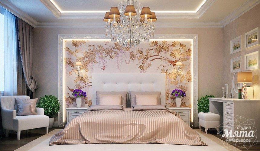 Дизайн интерьера четырехкомнатной квартиры по ул. Куйбышева 98 11