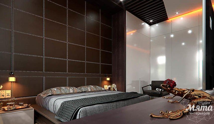 Дизайн интерьера двухкомнатной квартиры в Сочи 17