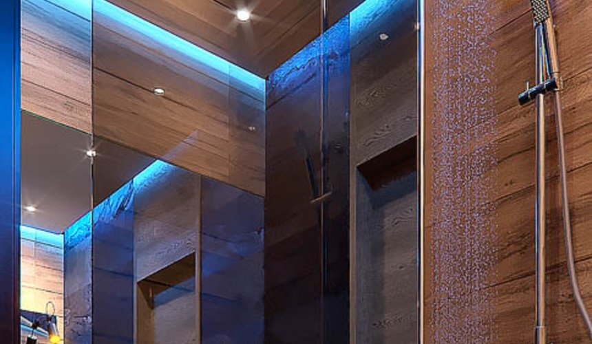 Дизайн интерьера двухкомнатной квартиры в Сочи 21