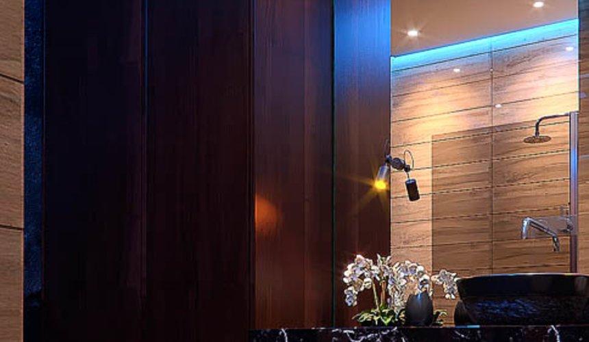 Дизайн интерьера двухкомнатной квартиры в Сочи 22