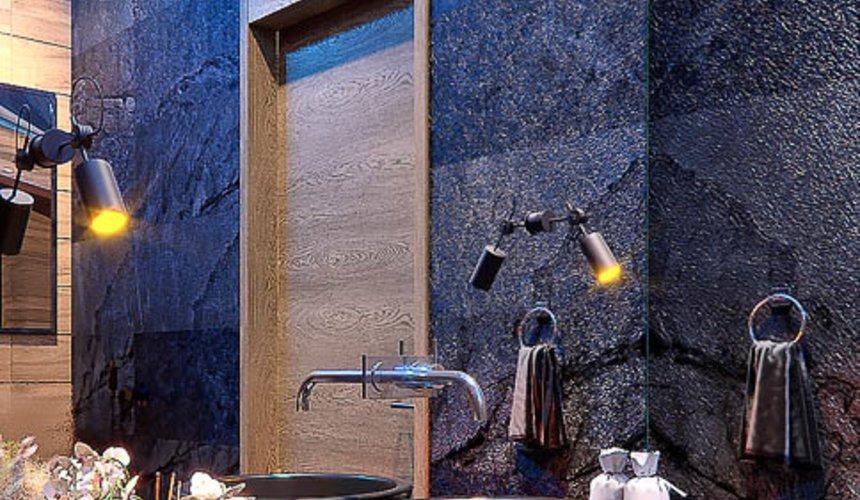 Дизайн интерьера двухкомнатной квартиры в Сочи 23