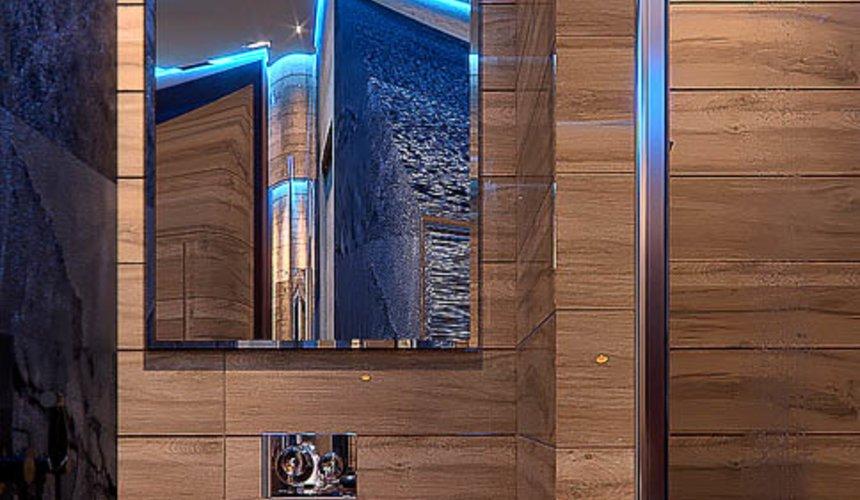 Дизайн интерьера двухкомнатной квартиры в Сочи 24
