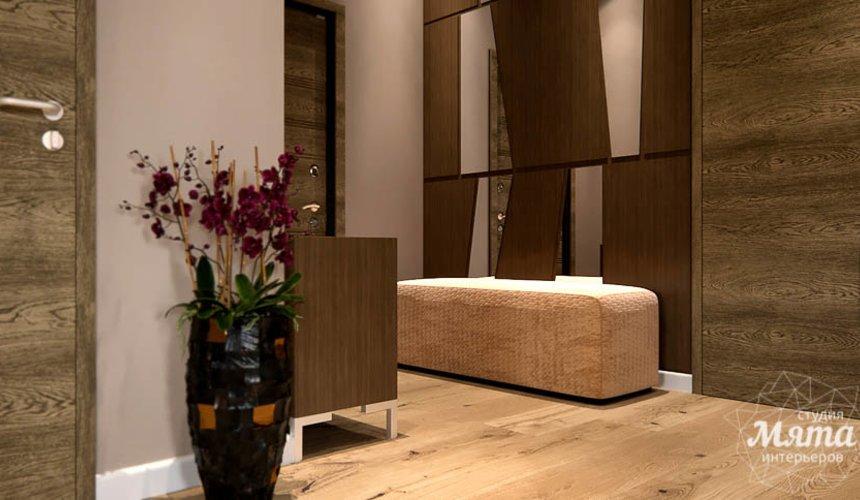 Дизайн интерьера двухкомнатной квартиры в Сочи 11