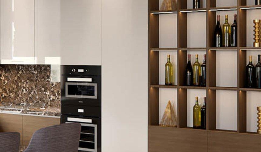 Дизайн интерьера двухкомнатной квартиры в Сочи 8