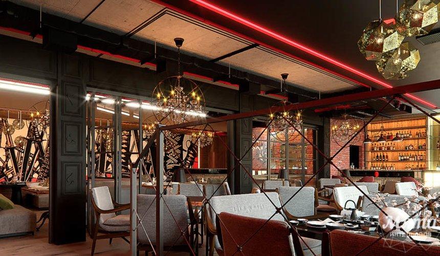Дизайн интерьера кафе в Сочи  13