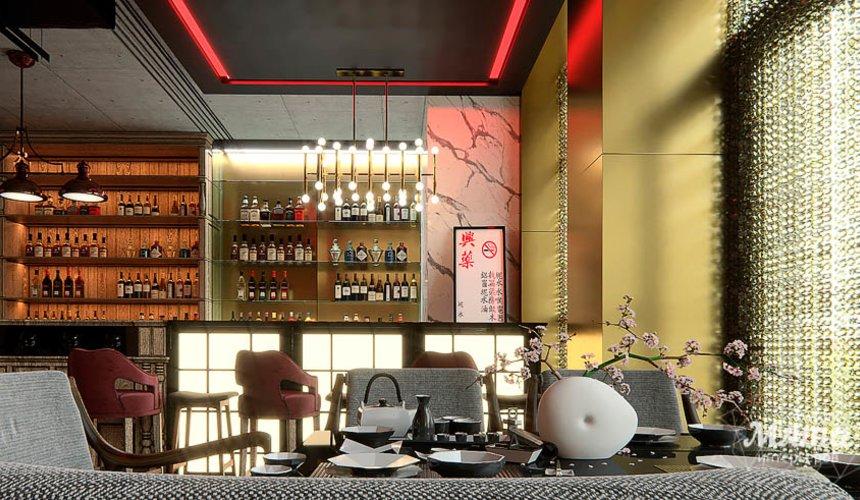 Дизайн интерьера кафе в Сочи  18