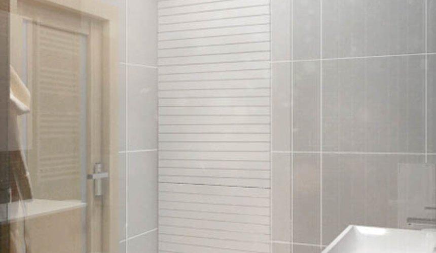 Дизайн интерьера однокомнатной квартиры в ЖК Крылов 15