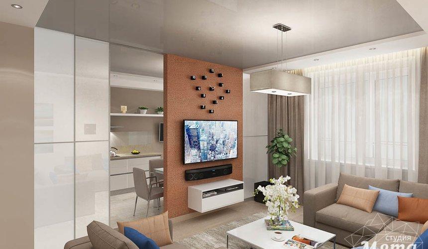 Дизайн интерьера трехкомнатной квартиры по ул. Куйбышева 21 4