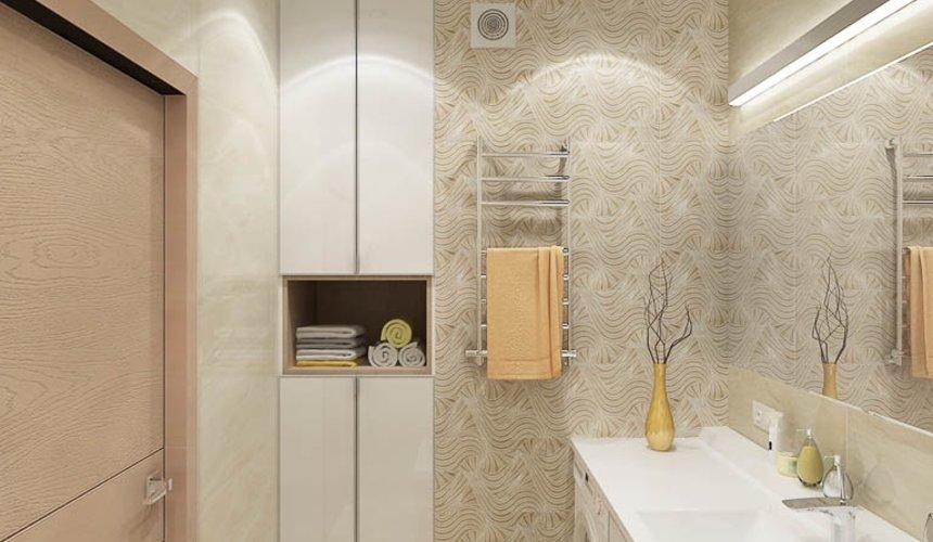 Дизайн интерьера трехкомнатной квартиры по ул. Куйбышева 21 23