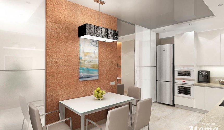 Дизайн интерьера трехкомнатной квартиры по ул. Куйбышева 21 8