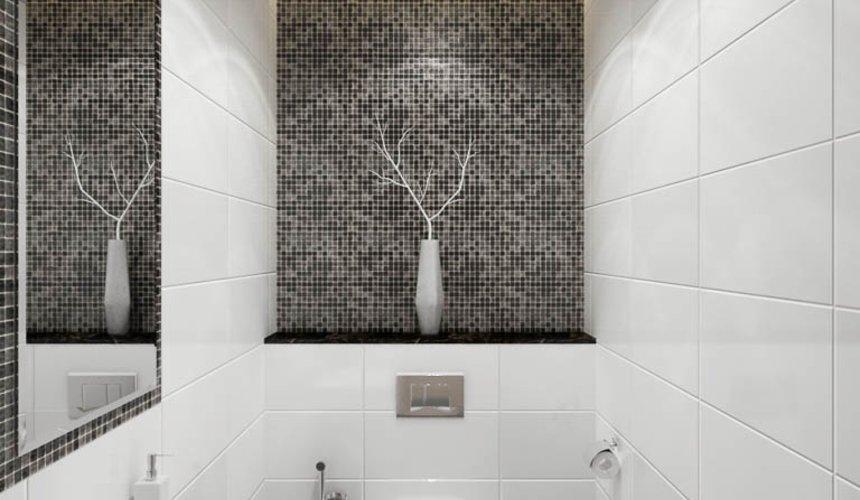 Дизайн интерьера трехкомнатной квартиры по ул. Куйбышева 21 27