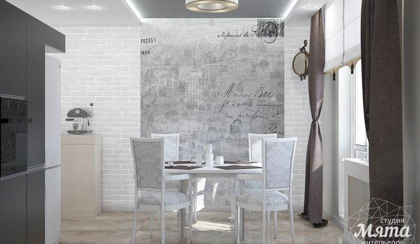 Дизайн интерьера трехкомнатной квартиры по ул. 8 Марта 194 8