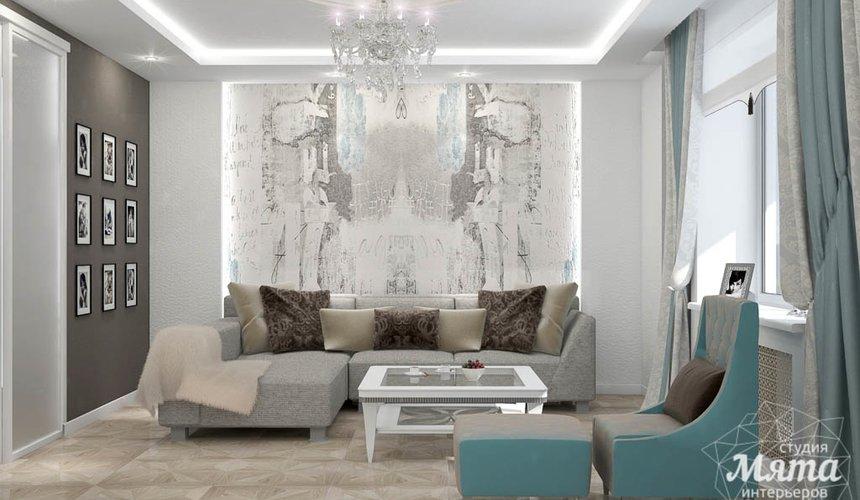Дизайн интерьера трехкомнатной квартиры по ул. 8 Марта 194 3