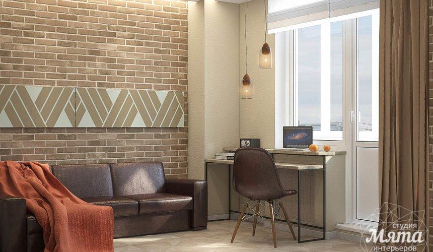 Дизайн интерьера трехкомнатной квартиры по ул. 8 Марта 194 14