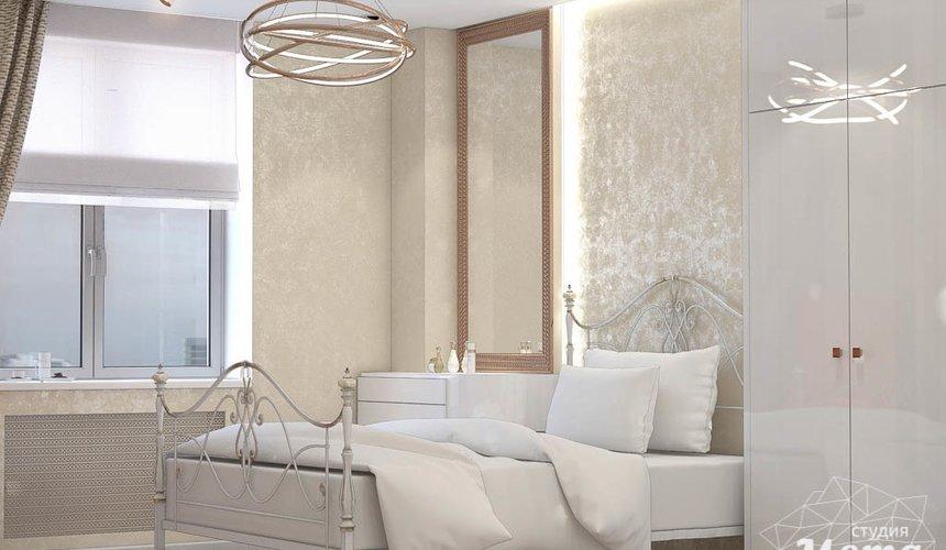Дизайн интерьера трехкомнатной квартиры по ул. 8 Марта 194 23