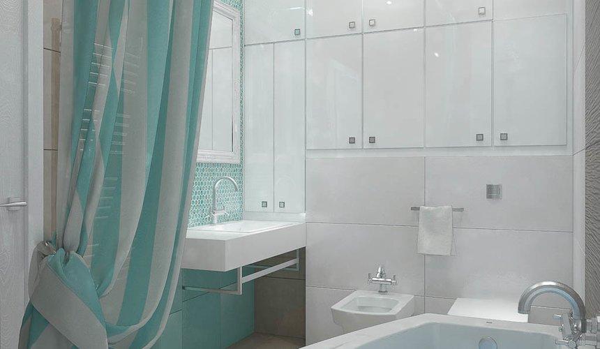 Дизайн интерьера трехкомнатной квартиры по ул. 8 Марта 194 28