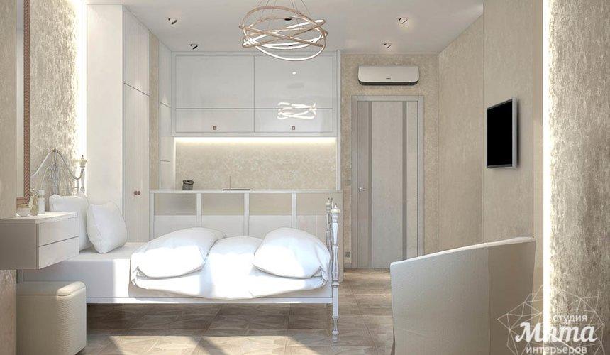 Дизайн интерьера трехкомнатной квартиры по ул. 8 Марта 194 24