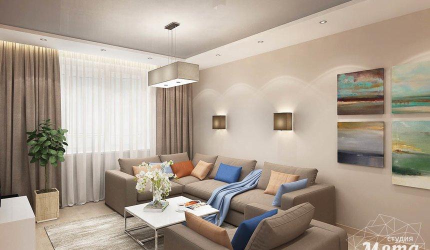 Дизайн интерьера трехкомнатной квартиры по ул. Куйбышева 21 5