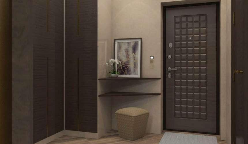 Дизайн интерьера и ремонт трехкомнатной квартиры по ул. Кузнечная 81 84