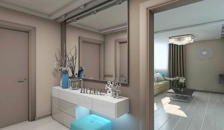 Дизайн интерьера двухкомнатной квартиры в Верхней Пышме по Успенскому проспекту 113Б 12