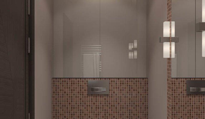 Дизайн интерьера и ремонт трехкомнатной квартиры по ул. Кузнечная 81 83