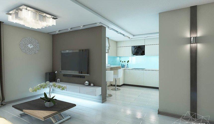 Дизайн интерьера двухкомнатной квартиры в Верхней Пышме по Успенскому проспекту 113Б 2