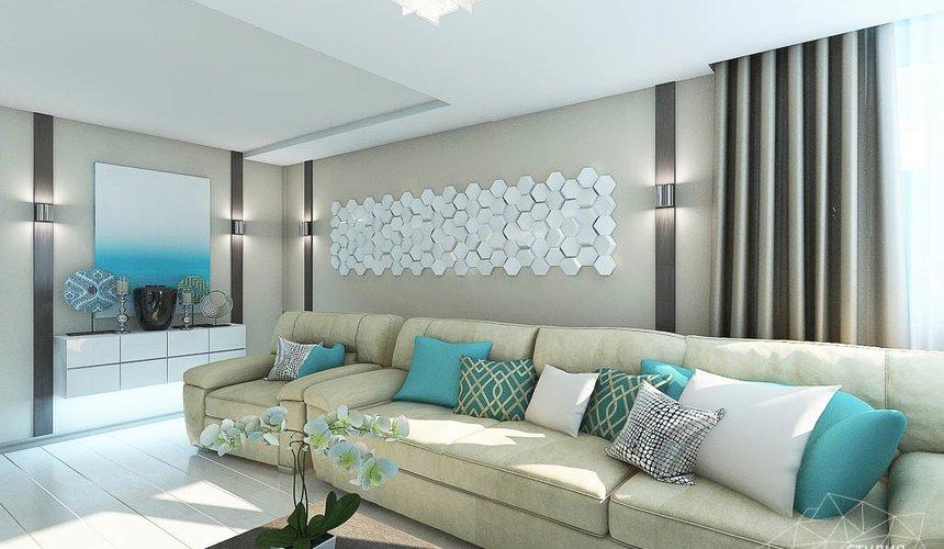 Дизайн интерьера двухкомнатной квартиры в Верхней Пышме по Успенскому проспекту 113Б 3