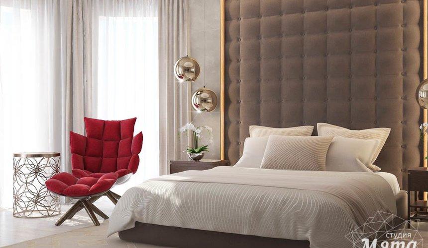 Дизайн интерьера трехкомнатной квартиры по ул. Фурманова 124 9