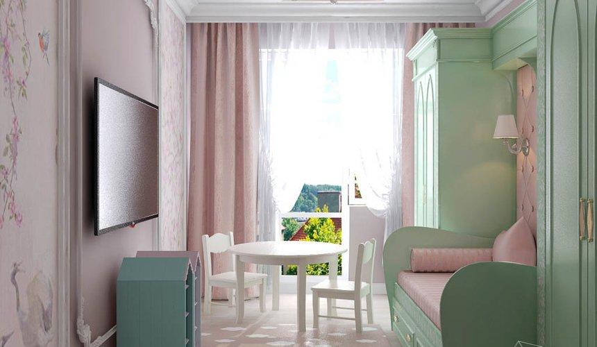 Дизайн интерьера трехкомнатной квартиры по ул. Фурманова 124 18