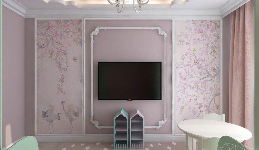 Дизайн интерьера трехкомнатной квартиры по ул. Фурманова 124 20