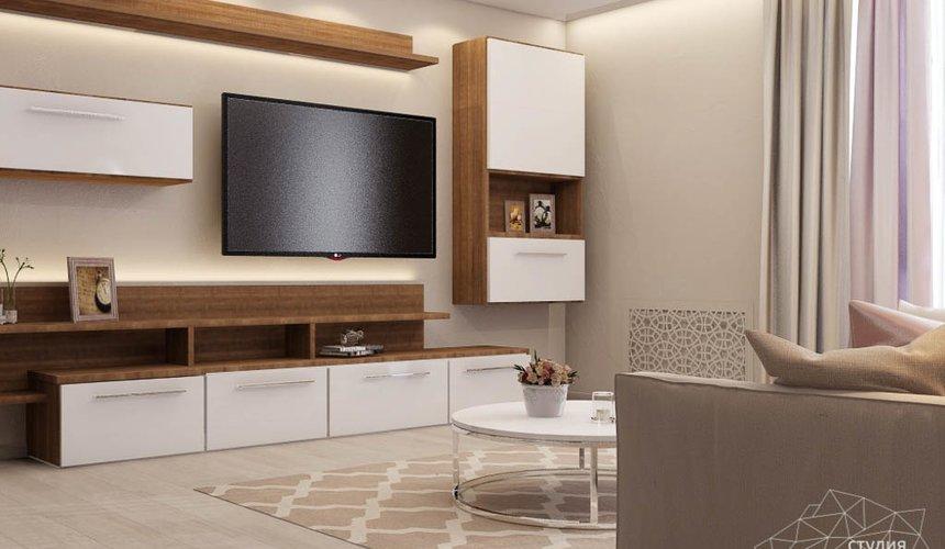 Дизайн интерьера трехкомнатной квартиры по ул. Фурманова 124 4