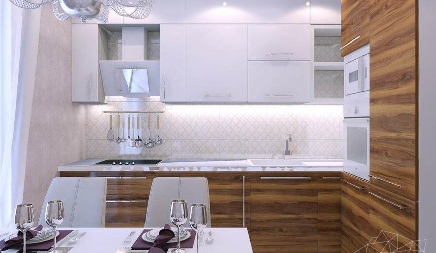 Дизайн интерьера трехкомнатной квартиры по ул. Фурманова 124 14