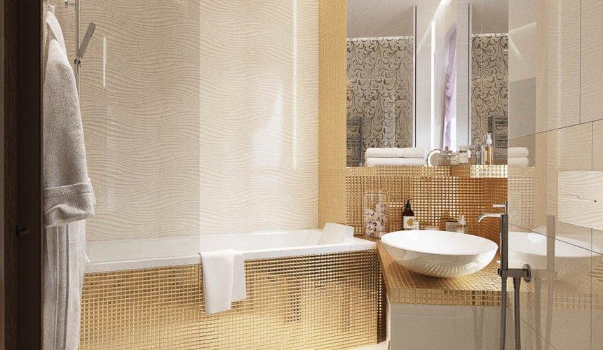 Дизайн интерьера трехкомнатной квартиры по ул. Фурманова 124 27
