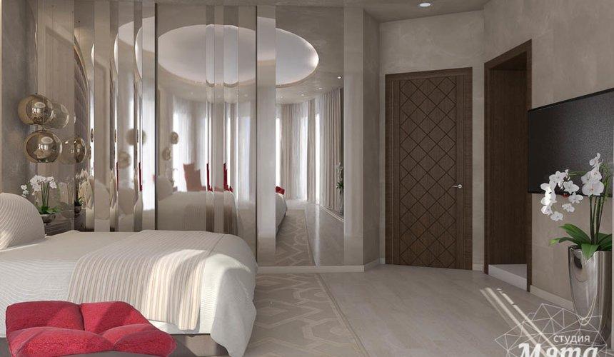 Дизайн интерьера трехкомнатной квартиры по ул. Фурманова 124 12
