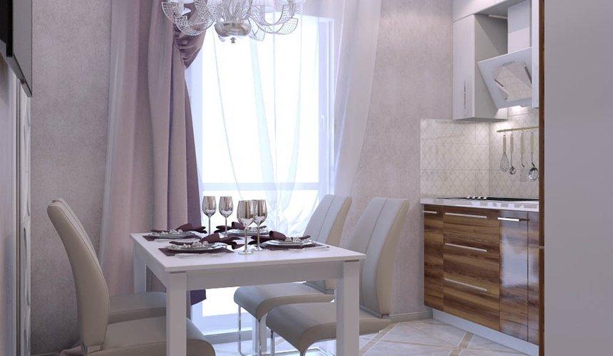 Дизайн интерьера трехкомнатной квартиры по ул. Фурманова 124 16