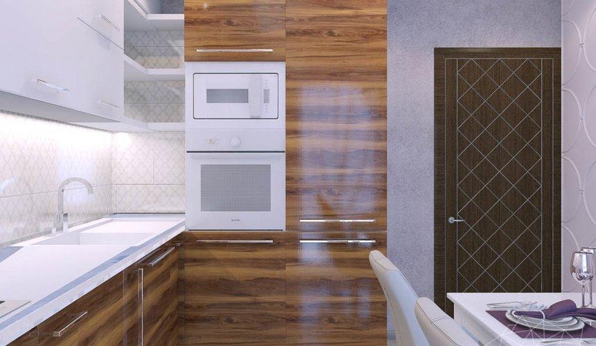 Дизайн интерьера трехкомнатной квартиры по ул. Фурманова 124 17