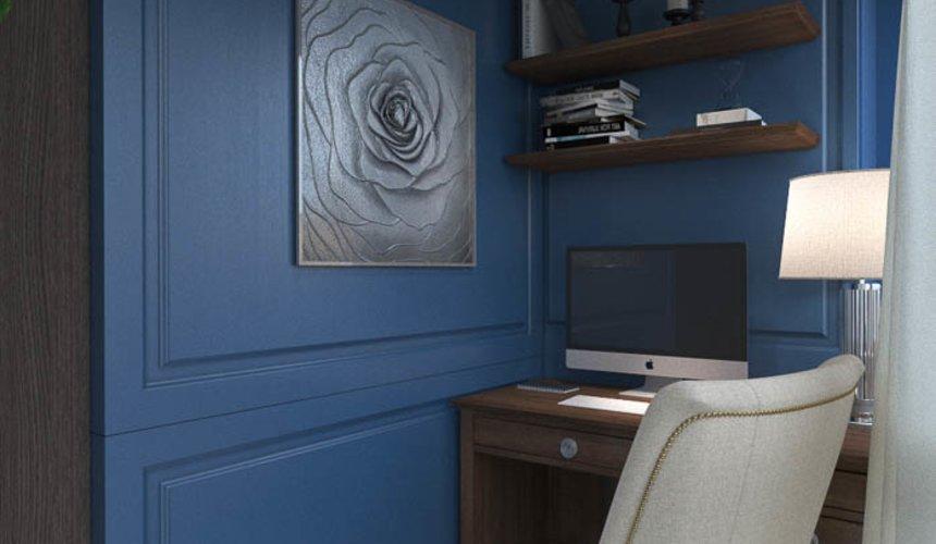 Дизайн интерьера трехкомнатной квартиры по ул. Фурманова 124 33