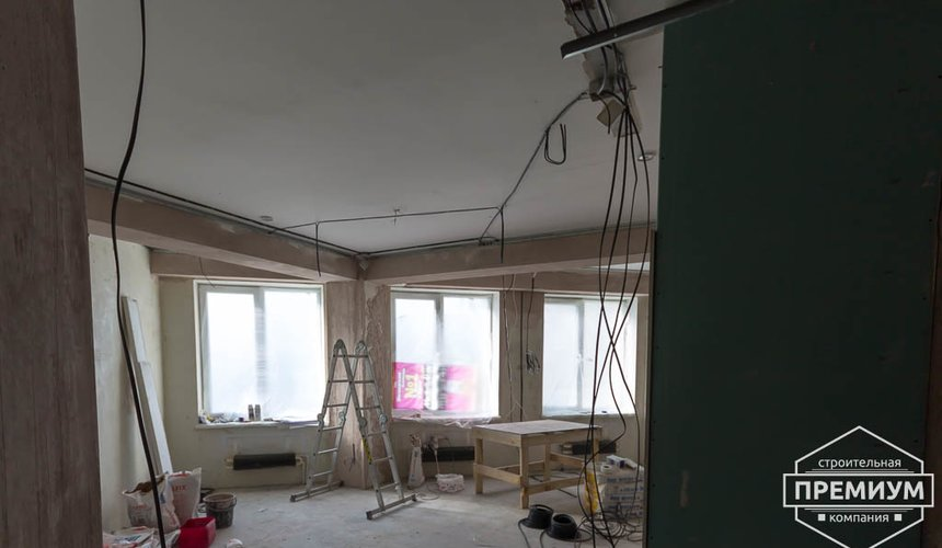 Дизайн интерьера и ремонт трехкомнатной квартиры по ул. Кузнечная 81 36