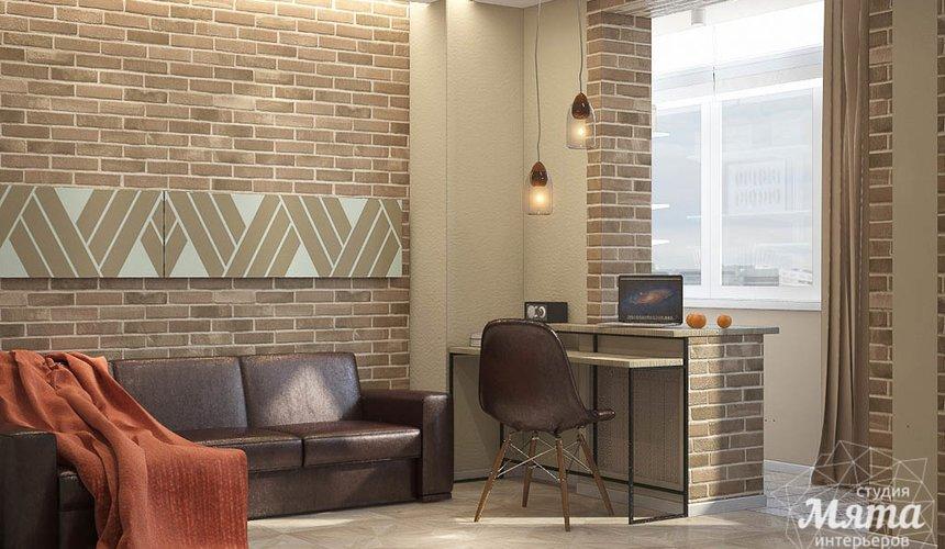Дизайн интерьера трехкомнатной квартиры по ул. 8 Марта 194 19