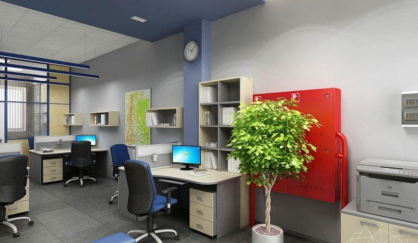 Дизайн интерьера офиса по ул. Чкалова 231 4