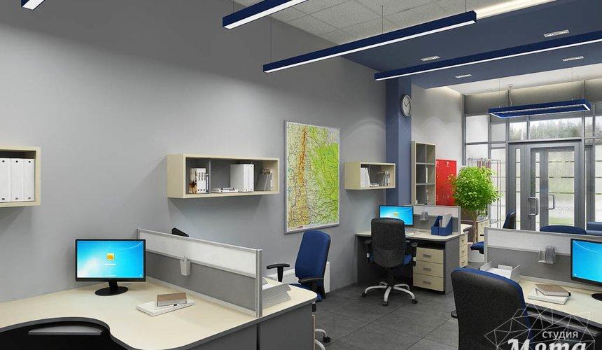 Дизайн интерьера офиса по ул. Чкалова 231 13