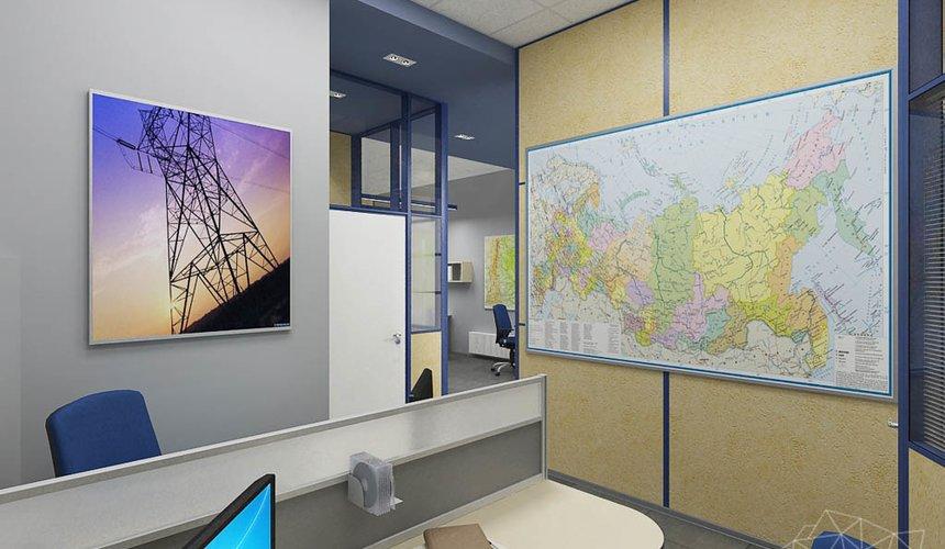 Дизайн интерьера офиса по ул. Чкалова 231 16