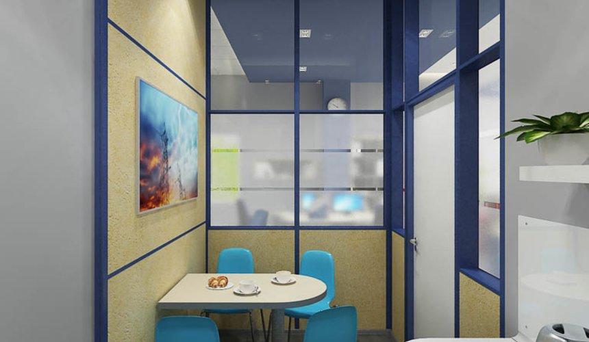 Дизайн интерьера офиса по ул. Чкалова 231 10