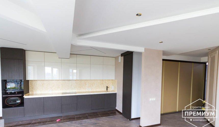 Дизайн интерьера и ремонт трехкомнатной квартиры по ул. Кузнечная 81 8