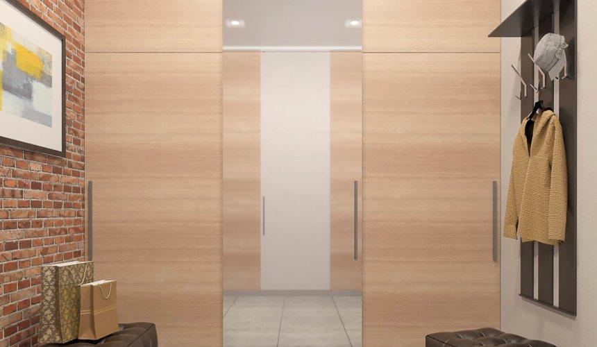 Дизайн интерьера коттеджа в п. Алые Паруса 11