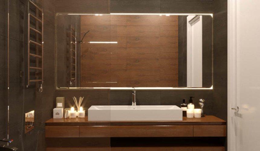 Дизайн интерьера однокомнатной квартиры в ЖК Чемпион Парк 15