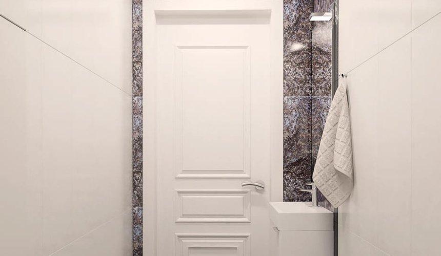 Дизайн интерьера трехкомнатной квартиры в ЖК Малевич 16