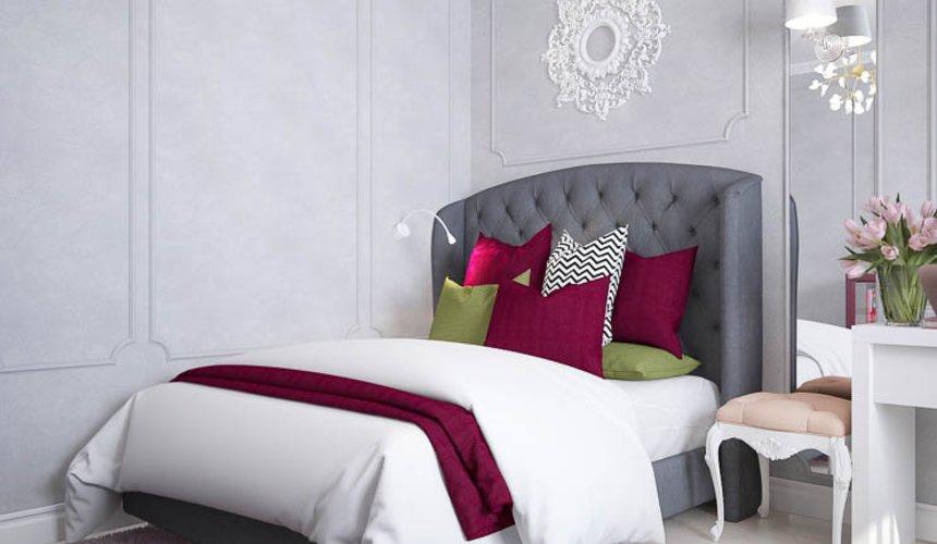 Дизайн интерьера четырехкомнатной квартиры по ул. Блюхера 41 17