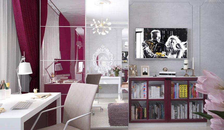 Дизайн интерьера четырехкомнатной квартиры по ул. Блюхера 41 18